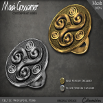 MG - Rings - Celtic Whirlpool Ring