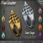 MG - Rings - Mermaid's Stinger Ring